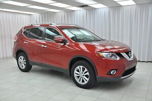 2015 Nissan Rogue 2.5SV AWD PURE DRIVE SUV w/ BLUETOOTH, HEATED