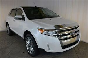 2013 Ford Edge LIMITED, AWD, 20 INCH CHROME RIMS, NAV, LEATHER,