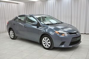 2014 Toyota Corolla LE SEDAN w/ BLUETOOTH, HTD SEATS, BACK-UP CA