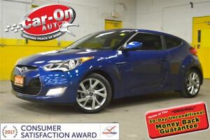2016 Hyundai Veloster ONLY 8,000 KM, HTD SEATS REAR CAM