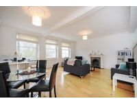Courtfield Gardens SW5. A large two double bedroom flat to rent.