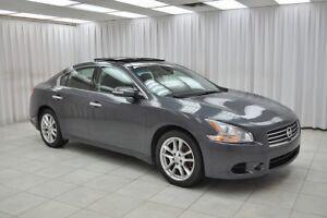 2011 Nissan Maxima 3.5L SEDAN w/ BLUETOOTH, BOSE® AUDIO, HEATED