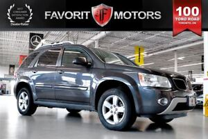 2007 Pontiac Torrent FWD LTHR | 5-PASSENGER | HEATED SEATS | SUN