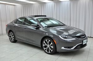 2016 Chrysler 200 IT'S A MUST SEE!!! 200C V6 SEDAN w/ BLUETOOTH,