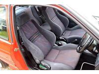 Ford Escort RS2000 Interior MK6