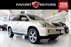 2006 Lexus RX 400H AWD | P/MOONROOF | HEATED F/SEATS