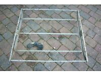 ROOF RACK WITH FIXINGS - OLD STYLE