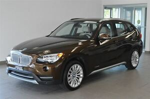 2013 BMW X1 xDrive28i*XLINE*TECH/LIGHTING/PKG/NAVI/TOIT/CUIR