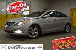 2011 Hyundai Sonata LIMITED LEATHER SUNROOF NAV LOADED ONLY 4600
