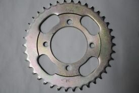 Lexmoto XTRS 125 Rear Sprocket (Lextek)