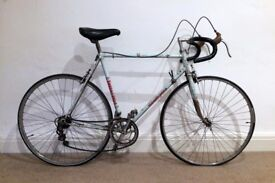 Vintage 1970s Manufrance Road Bicycle