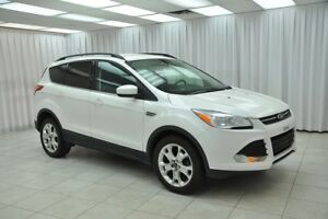 2013 Ford Escape SE ECOBOOST 4x4 SUV w/ BLUETOOTH, HEATED LEATHE