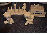 lurpak toast rack set