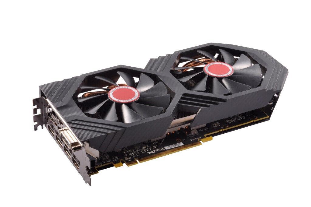 AMD XFX Radeon RX 580 GTS - XXX Edition - Grafikkarten