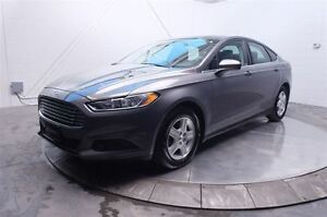 2014 Ford Fusion A/C MAGS