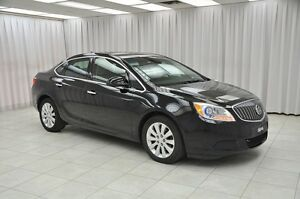 2012 Buick Verano 2.4L SEDAN w/ BLUETOOTH, LEATHER, ON-STAR & 17
