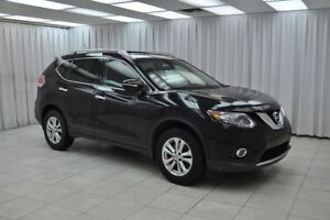 2014 Nissan Rogue 2.5SV 7 PASS AWD PURE DRIVE SUV w/ BLUETOOTH,