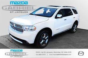 2011 Dodge Durango Citadel AWD DVD  7PASSENGERS, VENTILATED SEAT