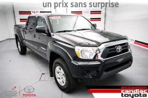 2014 Toyota Tacoma V6 * DOUBLE CABINE * SEULEMENT 59145 KM *
