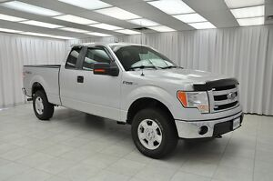 2013 Ford F-150 XLT 4x4 4DR 6PASS EXTENDED CAB w/ BLUETOOTH, BAC