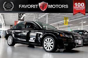 2012 Audi A4 2.0T Premium QUATTRO   SUNROOF   HEATED SEATS