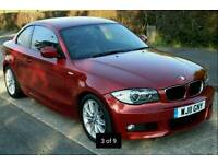 2011 BMW 1 Series M Sport Coupe 2.0 174BHP Diesel FSH