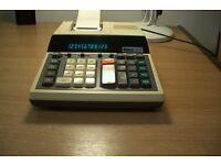 Ibico 1232 professional adding machine calculator