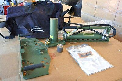 HMMWV Jack Kit, Off Road Jack, Military Bogert hydraulic jack M998 Hummer H1