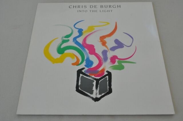 Chris de Burgh - Into the light - 80er - Album Vinyl Schallplatte LP