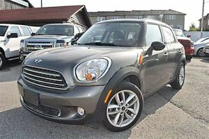 2014 MINI Cooper Countryman Leather, PanoRoof, LOADED