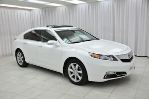 2013 Acura TL V6 SEDAN w/ HEATED LEATHER, BLUETOOTH, DUAL CLIMAT