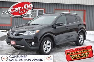 2013 Toyota RAV4 XLE AWD LEATHER SUNROOF