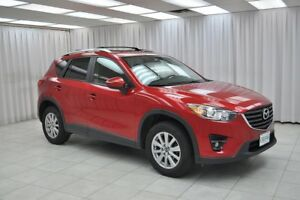 2016 Mazda CX-5 2.5L SKYACTIV AWD SUV w/ BLUETOOTH, HEATED SEATS