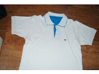 4 Ralph Lauren Polo Tshirts And Tommy Hilfiger size S