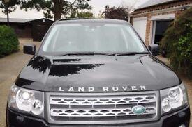 Land Rover Freelander 2 2.2 HSE 4x4 5dr
