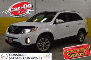 2015 Kia Sorento EX V6 4x4 LEATHER PANO ROOF