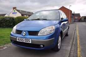 RENAULT GRAND SCENIC 1.6 VVT DYNAMIQUE 5DR PETROL (2 KEYS, 2 OWNER FROM NEW)