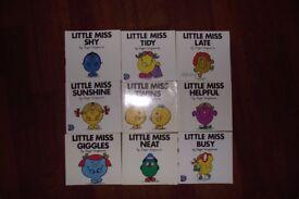 Mr.Men and Little Miss books