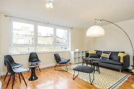 Large 3 bedroom flat, short walking distance to Battersea park - Available March