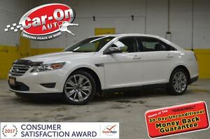 2010 Ford Taurus Limited AWD LOADED !!!