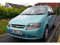 CHEVROLET KALOS 1.2 SE 5DR PETROL ( PART.S.H-FULL MOT )