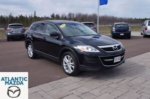 2012 Mazda CX-9 GS! Dealer Maintained! Leather!