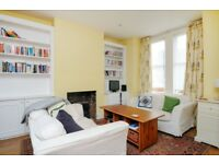 A period house boasting three double bedrooms and a private garden, situated on Worslade Road.