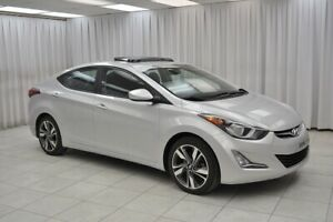 "2016 Hyundai Elantra ""ONE OWNER"" GLS SEDAN w/ BLUETOOTH, HEATED"
