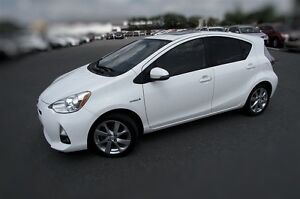 2012 Toyota Prius c Technology Cuir