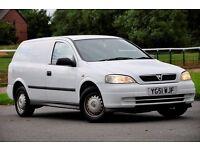 2001 Vauxhall Astravan 1.7 DTi Envoy 3dr 16v+LONG MOT+READY TO DRIVE AWAY+VERY SPACIOUS
