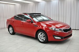 2013 Kia Optima LX+ GDi SEDAN w/ BLUETOOTH, HEATED SEATS, PANO R