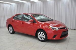 2014 Toyota Corolla LE SEDAN w/ BLUETOOTH, USB/AUX PORTS, HEATED