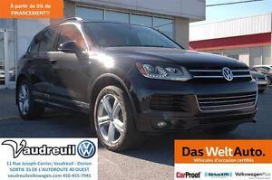 2014 Volkswagen Touareg 3.0 TDI Highline + R-LINE + NAV + MAGS 2