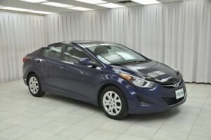 2014 Hyundai Elantra GL SEDAN w/ BLUETOOTH, HTD SEATS & USB/AUX